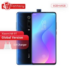 Version mondiale en Stock Xiaom rouge mi K20 Xiao mi mi 9 T 9 T 6GB 64GB Snapdragon 730 Octa Core Smartphone 6.39 'AMOLED 48MP caméra