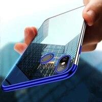 fashion transparent soft case for xiaomi redmi note 6 pro 5 4 4x phone case cover