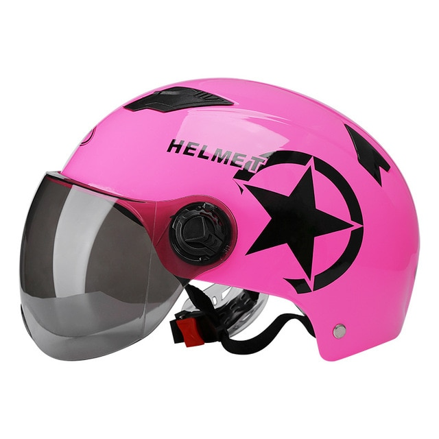 Helmet Motorcycle Riding Scooter Crash Helmet UV Protection Flip Up 2 Visors Motorbike Motocross Moto Helmet Casco Moto enlarge