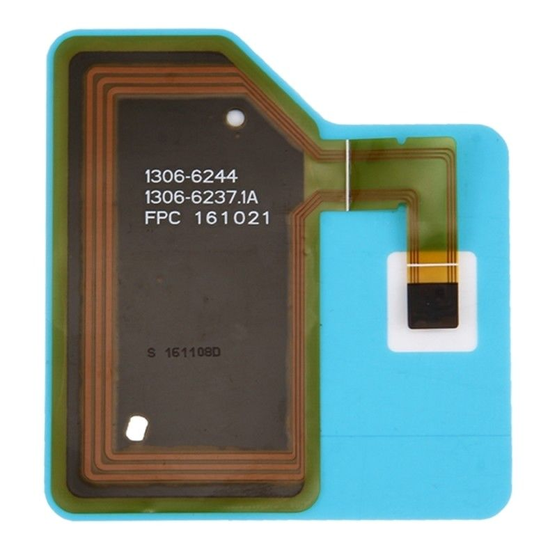 Reemplazo de Cable flexible para antena, Chip NFC, carga inalámbrica para Xperia XZ Premium G8141 G8142