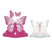 butterfly 3d card shape metal die cutting 2021 new die molds scrapbooking paper making cuts crafts big dies craft knife mould