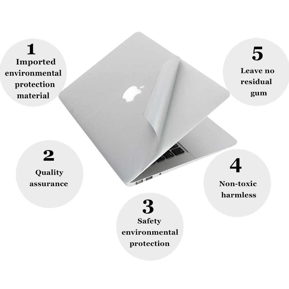 Pegatina Para Portátil Macbook Pro 16 13 Pulgadas A2251 A2141 A2159 Cubierta De Vinilo Superior E Inferior Pantalla Retina Air De 13 Pulgadas A1932 Bolsas Y Fundas De Ordenador Portátil Aliexpress