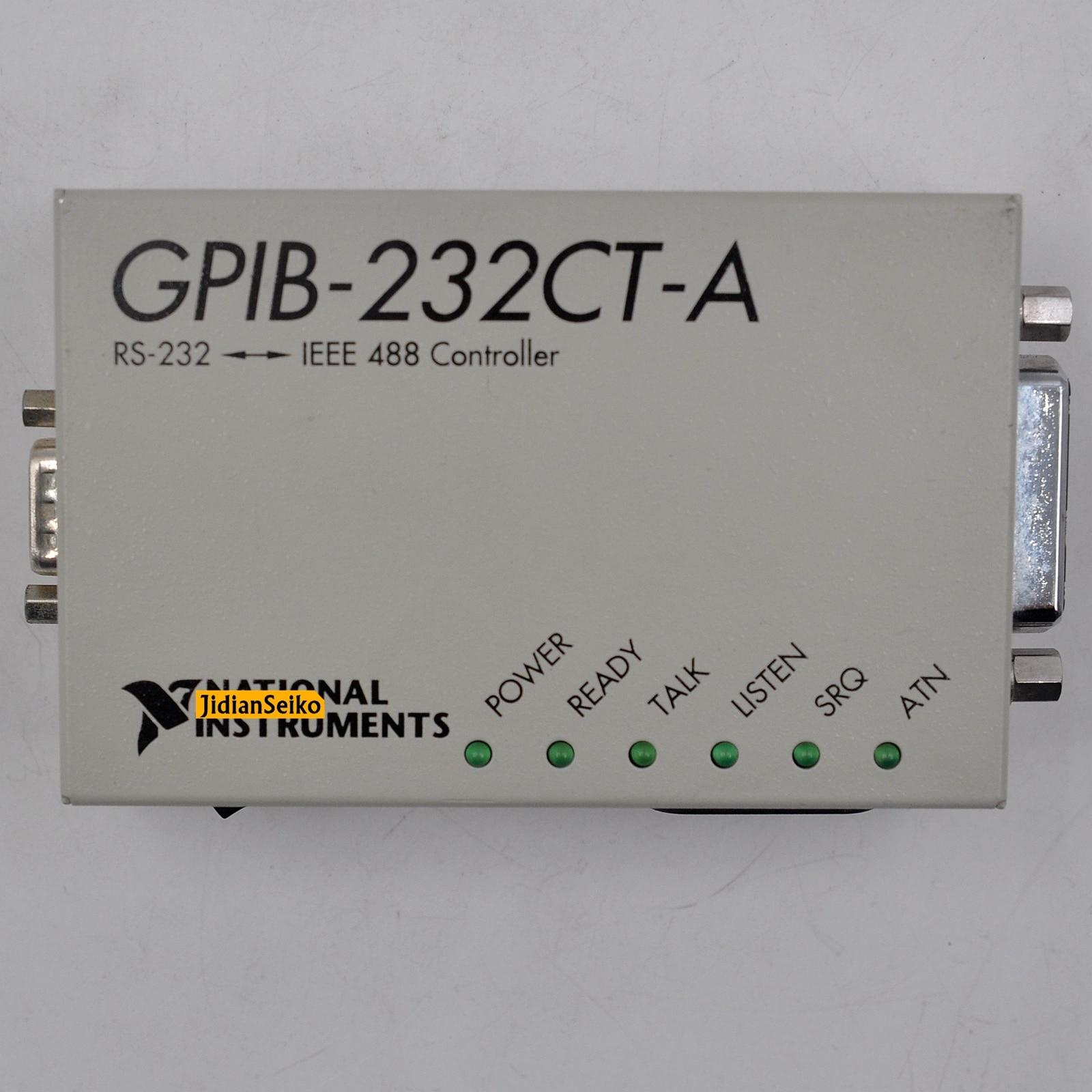 American GPIB-232CT-A AC 181930G0-1 REV:001 module 100-120V 50-60Hz