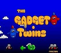 Gadget gemelos, tarjeta de juego MD de 16 bits para Sega Mega...