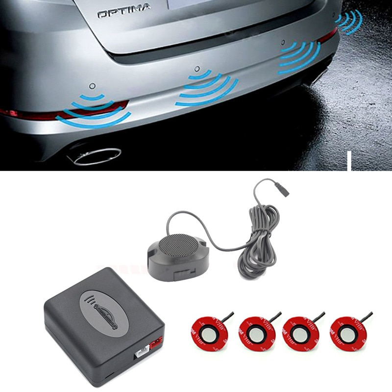 Universal Car reversing parking sensor wireless For Great Wall Haval Hover H3 H5 H6 H7 H9 H8 H2 Emblem M4 Wingle 5 FOR chery
