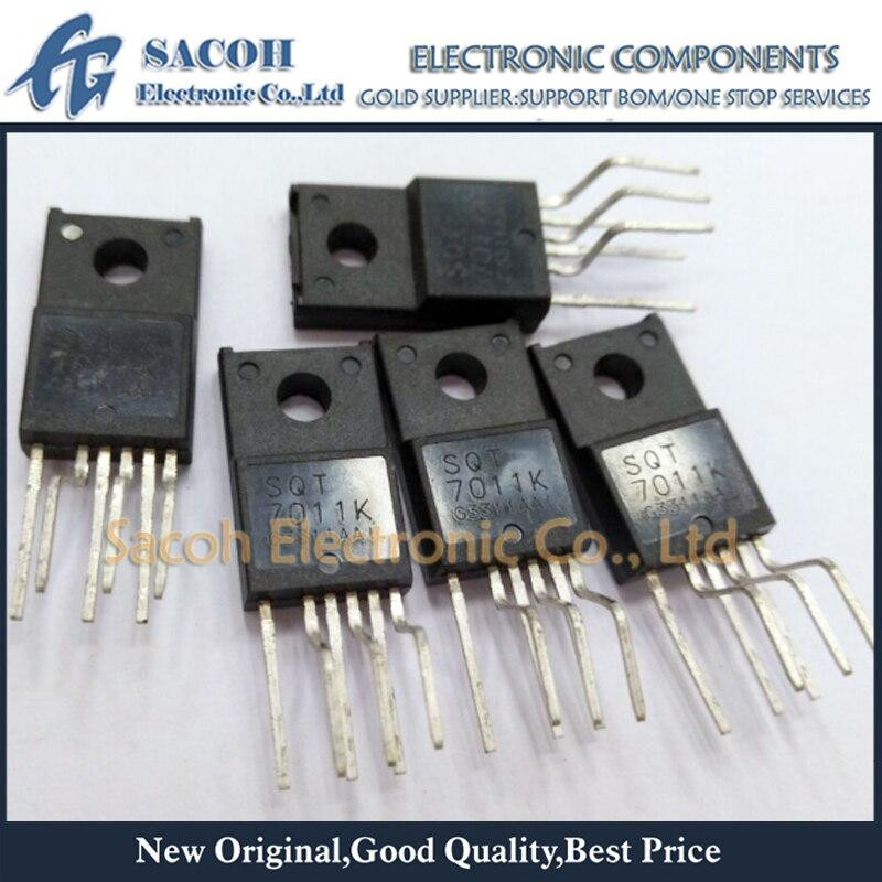 10pcs fqpf12n60c 12n60c 12n60 fqpf12n60 new to 220f 10Pcs SQT7011K 7011K TO-220F-6 выключатель мощности