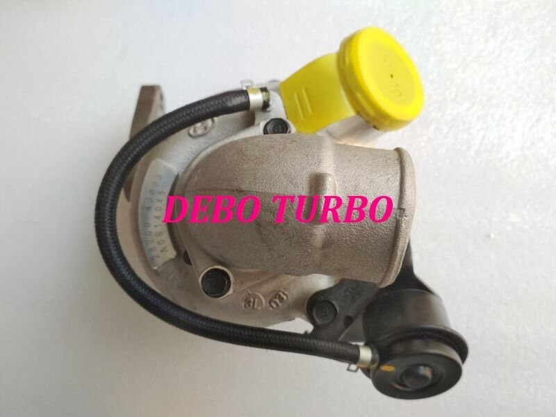 Turbocompressor genuíno novo de mhi tf035 49135-04350 28200-42800 para hyundai grand starex h1 d4bh 2.5 t 110hp