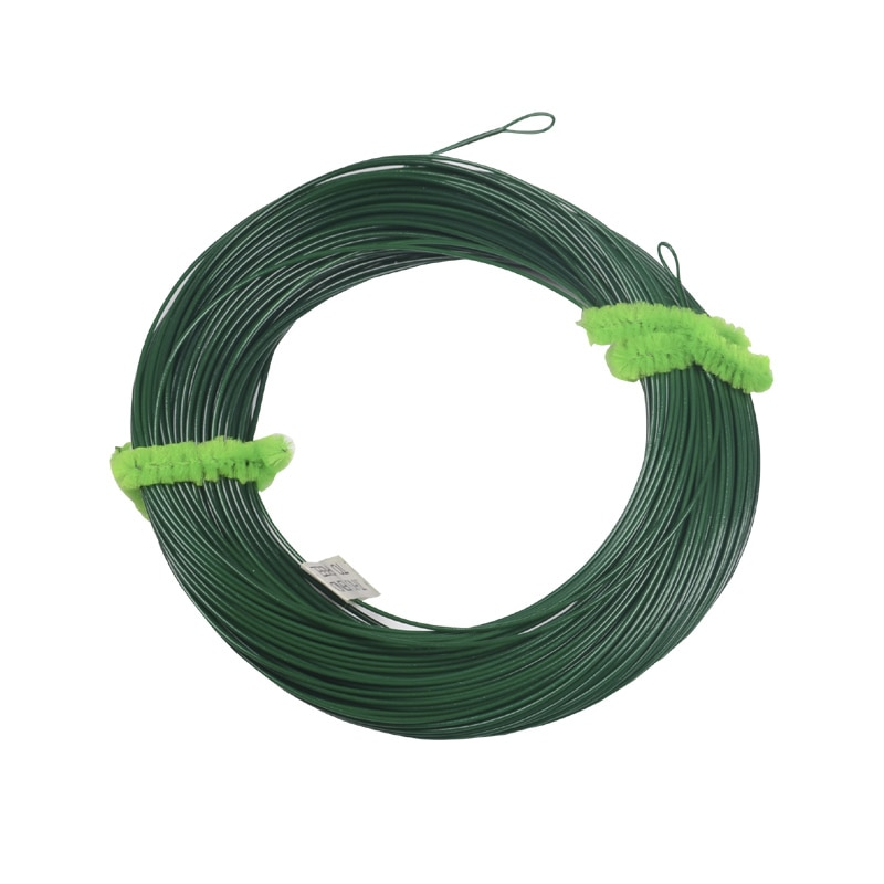 WF-6S 100ft (30.5m) Fly Fishing Line Weight Forward Sinking Line With 2 Welded Loops enlarge