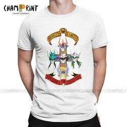 Camisetas masculinas saint seiya gnr, novidade, camisetas de manga curta do zodiac, anime, roupas com pescoço tripulado nova chegada