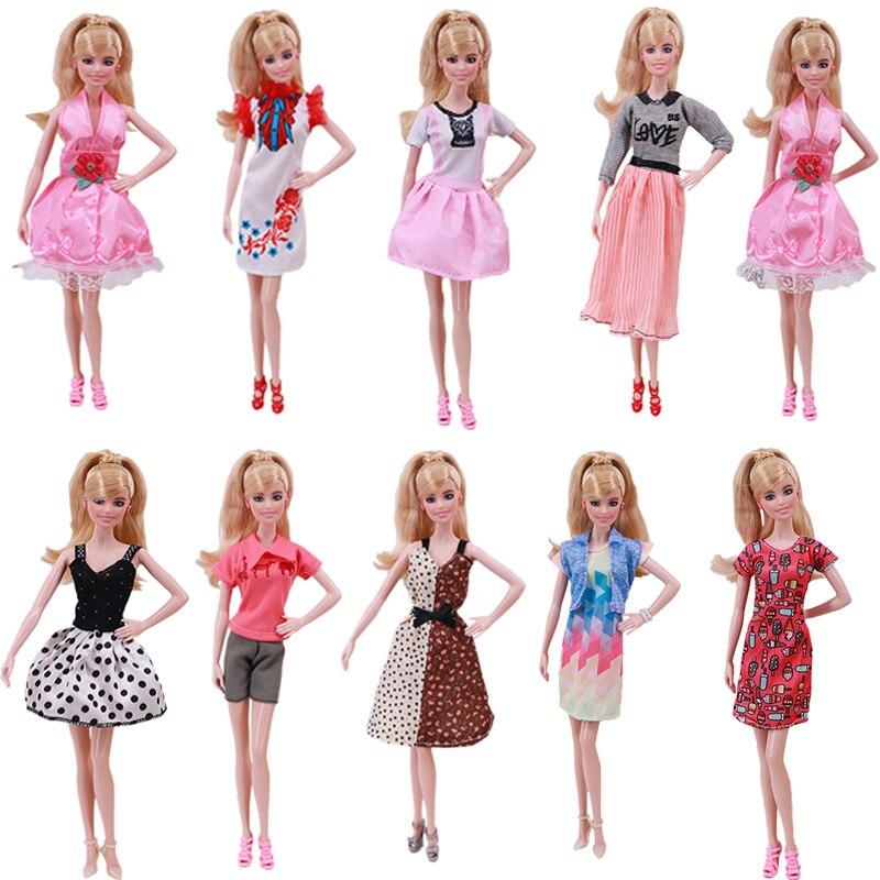 2020 New  Pop Barbies Dress Girl Birthday Present Girl Bonecas Kids Toys for Paratoys Girls Gift недорого