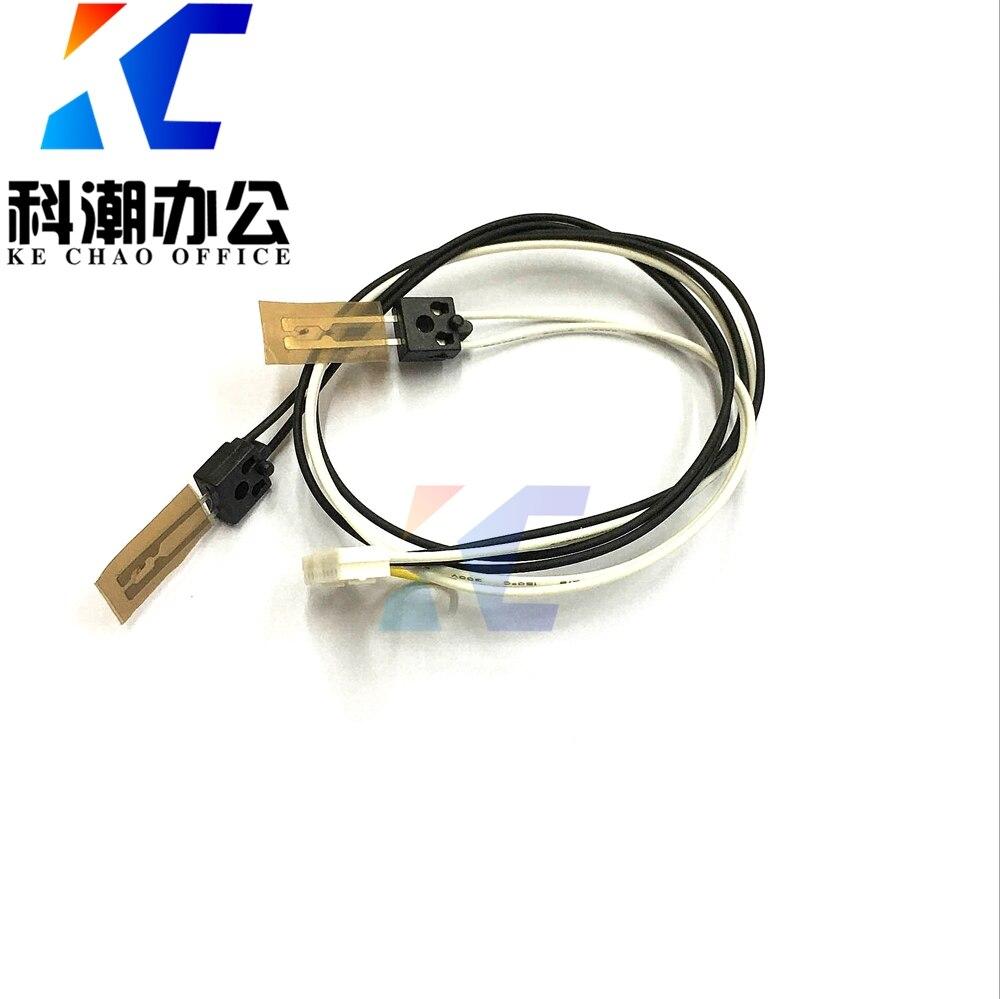 Kechao genuíno para ricoh aficio mp2554 mp3054 mp3554 mp6054 mp5054 mp4054 fuser do rolo de pressão termistor AW10-0174 aw100174