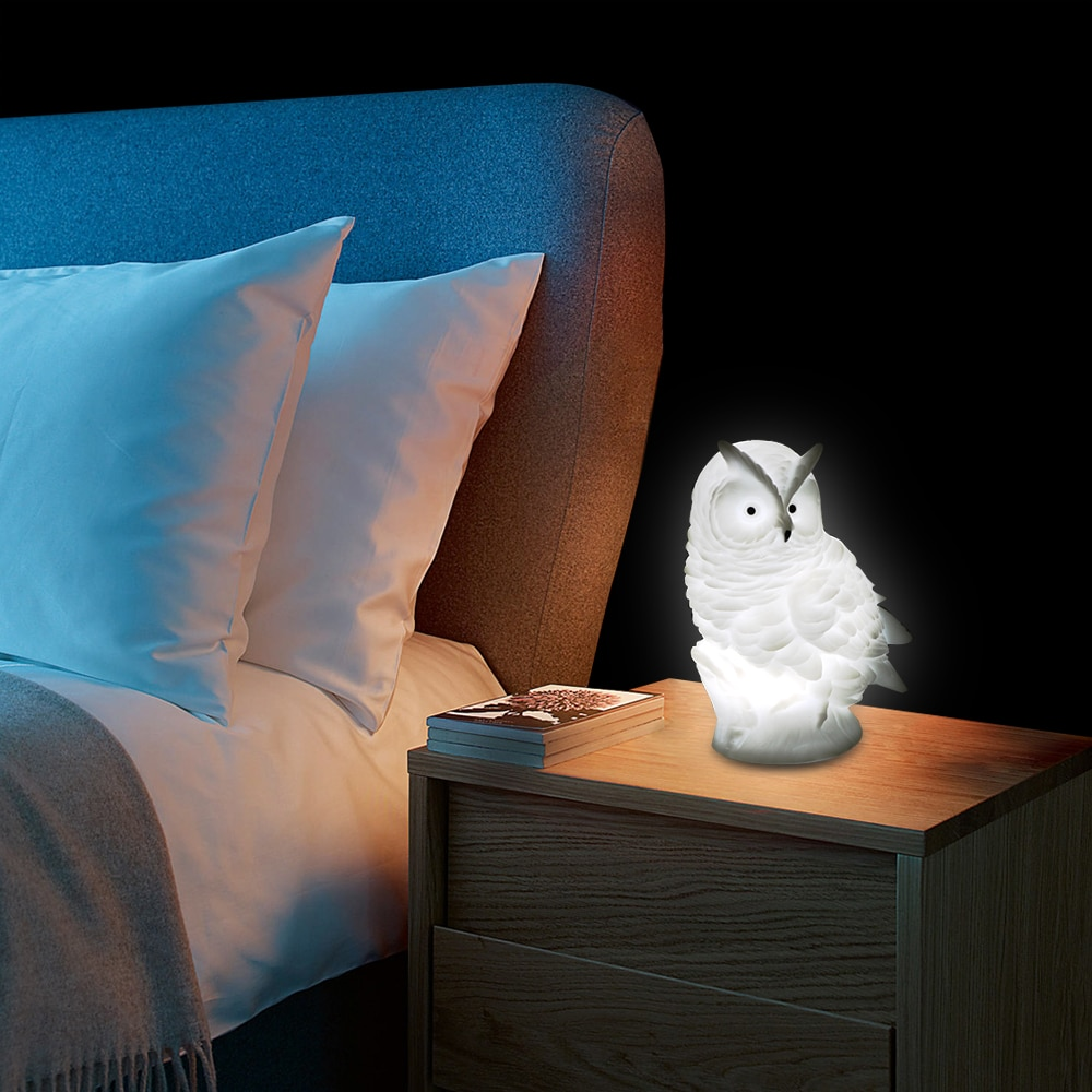cute led resin animal rat mouse desk lights small art mouse children s table lamp lights small mini mouse light night light LED Bedside Table Lamp Night Lights Owl Lamp DC5V Cute LED Desk Table Lamp LR44 Battery Powered Animal Night Light for Bedroom
