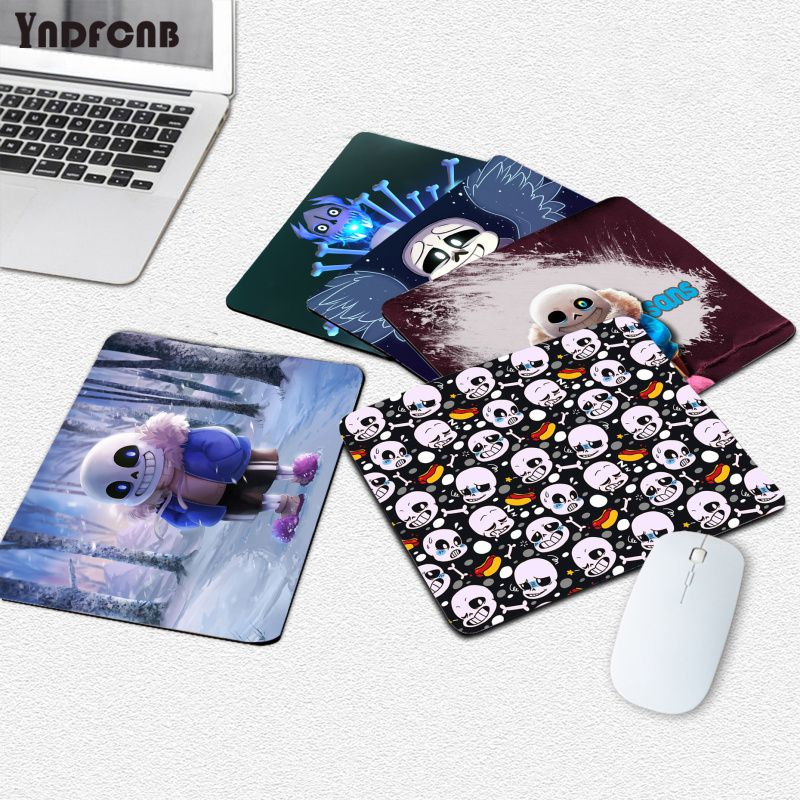 Игровые коврики для мыши YNDFCNB Undertale, компьютерный коврик для мыши, гладкий коврик для письма, настольные компьютеры, коврик для игровой мыши, ...