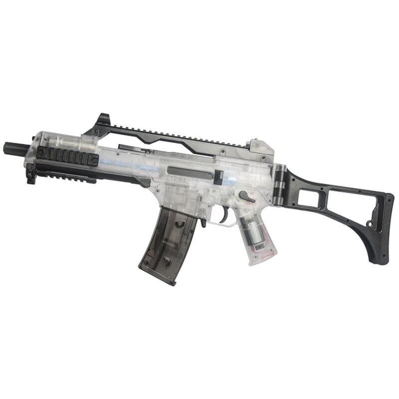Pistola de agua de juguete G36C pistola de agua eléctrica de juguete