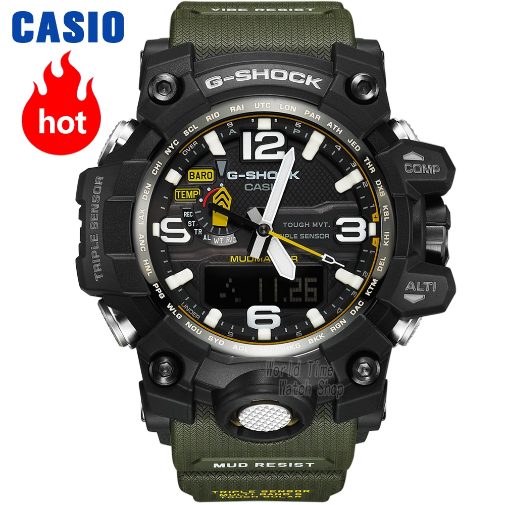 Casio watch G-SHOCK watch men top luxury set military LED relogio digital watch Waterproof Solar sport quartz men Wrist watch