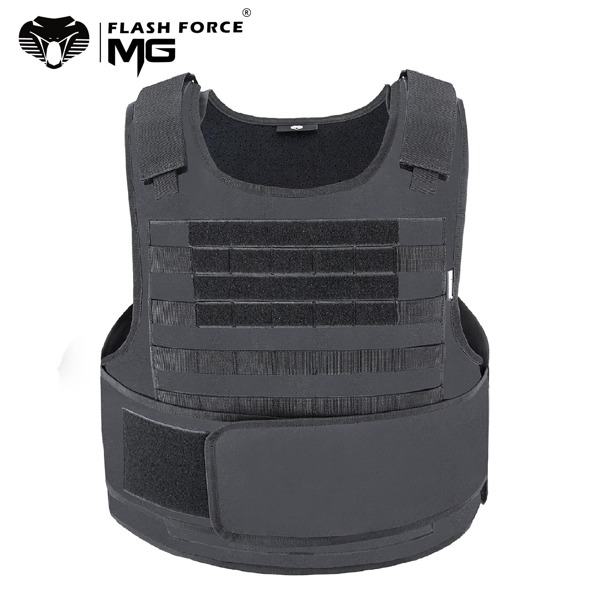 Mgflash force الادسنس الصدرية التكتيكية لوحة الناقل سوات الصيد الصيد العسكرية الجيش درع الشرطة سترة مول