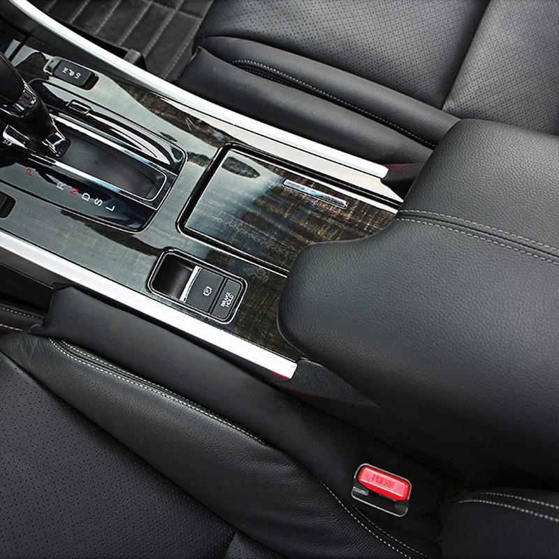 2x estilo de coche para espacio de asiento de almohadillas a prueba de fugas accesorios para Volvo Xc90 S60 V40 S40 S80 Xc60 V70 V50 V60 XC70 diseño de la etiqueta engomada