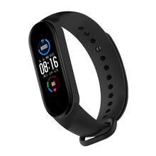 New M6 Smart Watch Women Replaceable Wristband Fitness Bracelet Smartwatch Heart Rate Fitness Tracking For Xiaomi Apple Android