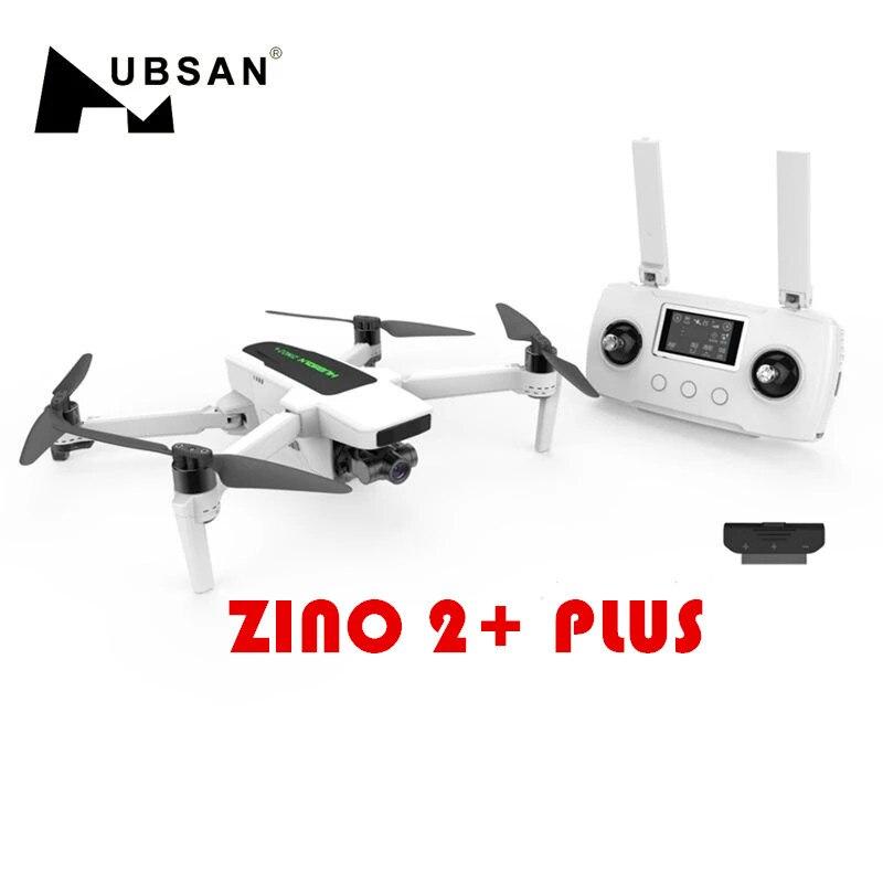 Hubsan زينو 2 + زائد Rc Drone 9 كجم FPV المسافة ماكس فيديو 4K 60Fps سوني كاميرا 1/2.3 بوصة 3-محور Gimbal 35 دقيقة تحلق الوقت RTF