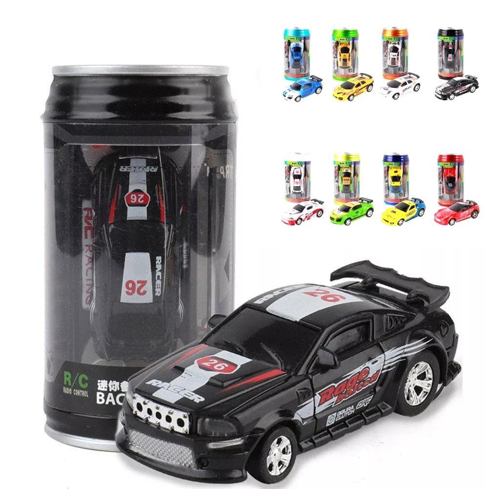 RC Auto Mini Radio Fernbedienung Micro RC Racing Auto mit Straße Blöcke Erwachsene Kinder Geschenk 8cm x 3,5 cm x 2cm Für Kinder Kinder Spielzeug