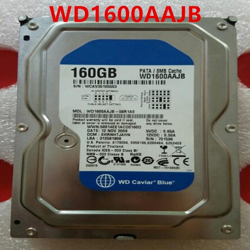 محرك الأقراص الصلبة الأصلي الجديد لـ WD 160GB 3.5