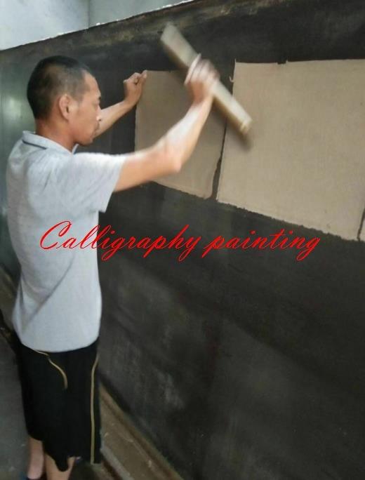 50PC Handmade Bark Fiber Rice Xuan Paper Painting Calligraphy 40x48cm