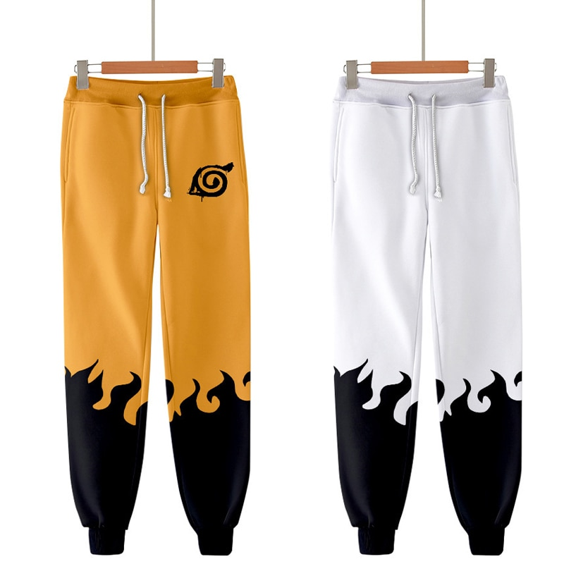¡Caliente! Adolescente Naruto akatsuki 3D impreso pantalones Itachi Uchiha niños estudiante Anime Naruto Cosplay traje pantalones de talla grande 2XS-4XL