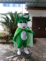 cow mascot costume outfit dress xmas adult cartoon masquerade props cosplay suit factory wholesale free postage