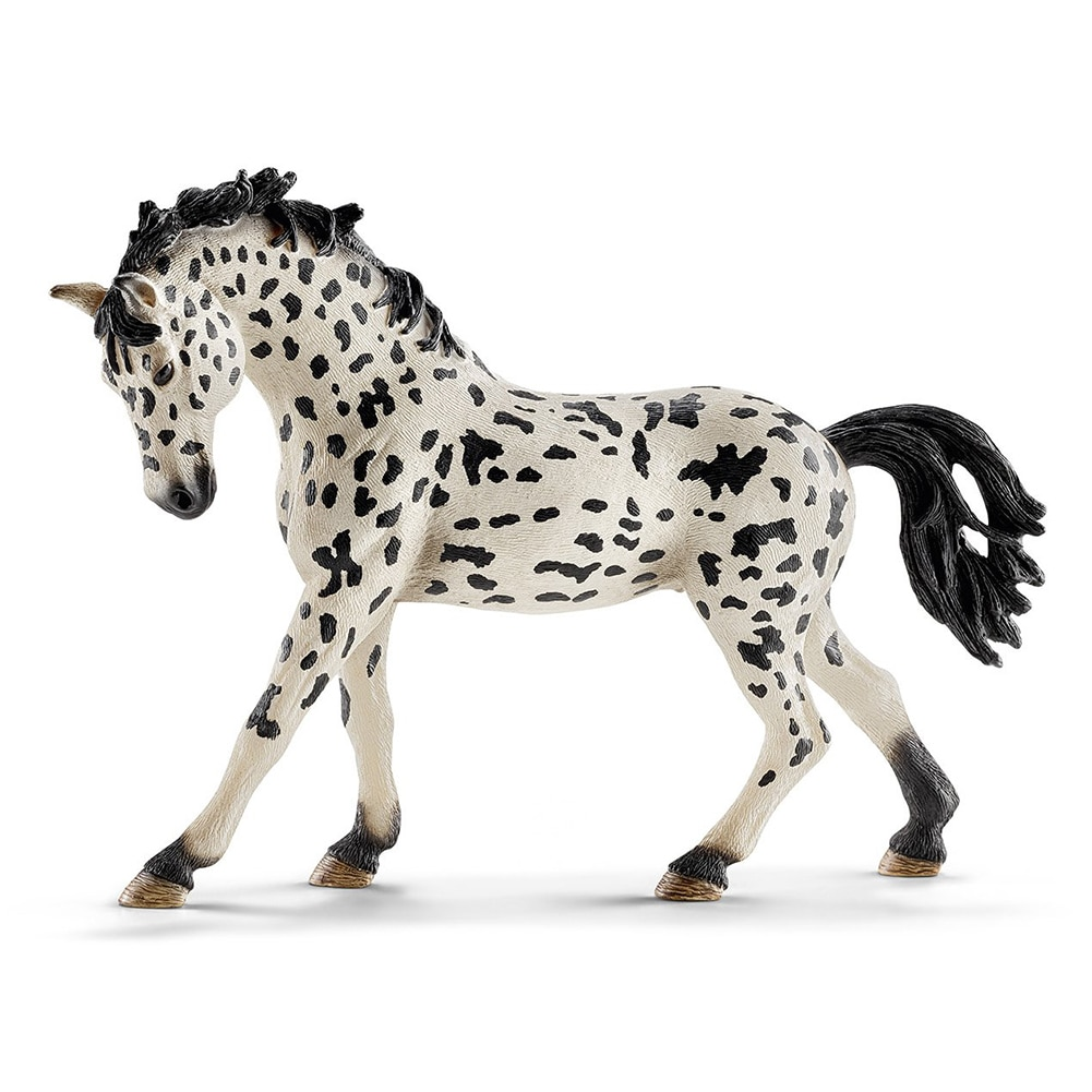 simulation pvc figure series of marine animals toys decoration new boxed toy model gift 13pcs set New 5inch Denmark Knabstrupper Mare Toy Figure Farm Life Horse PVC Simulation Animal Toy Farm Animals Toys Garden Decoration