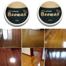Cire de soins pour meubles en bois   200g/20g, cire de soins pratique pour bois, entretien en bois massif, cire nutritionnelle, cire dabeille