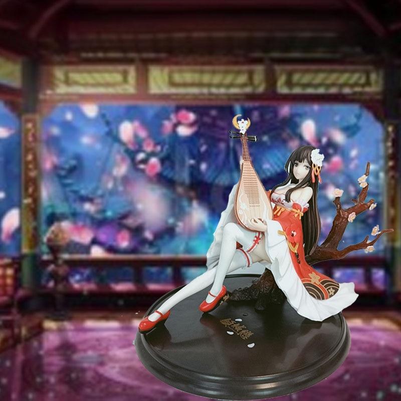 Zhaojun-figura De acción De Gran Belleza Juguete De La Serie Cuatro En China Figura De Anime Japones Regalo De colección Sexy