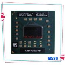 AMD Turion II Dual-Core Mobile M520 2.3 GHz Dual-Core Dual-Thread CPU Processor TMM520DBO22GQ Socket S1