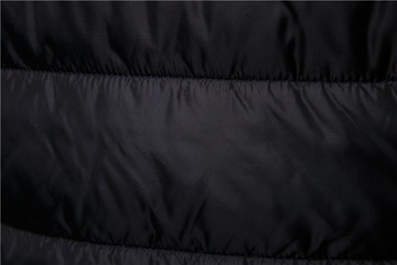Jaket musim sejuk kalis air, jaket bertudung lelaki, mantel musim - Pakaian lelaki - Foto 4