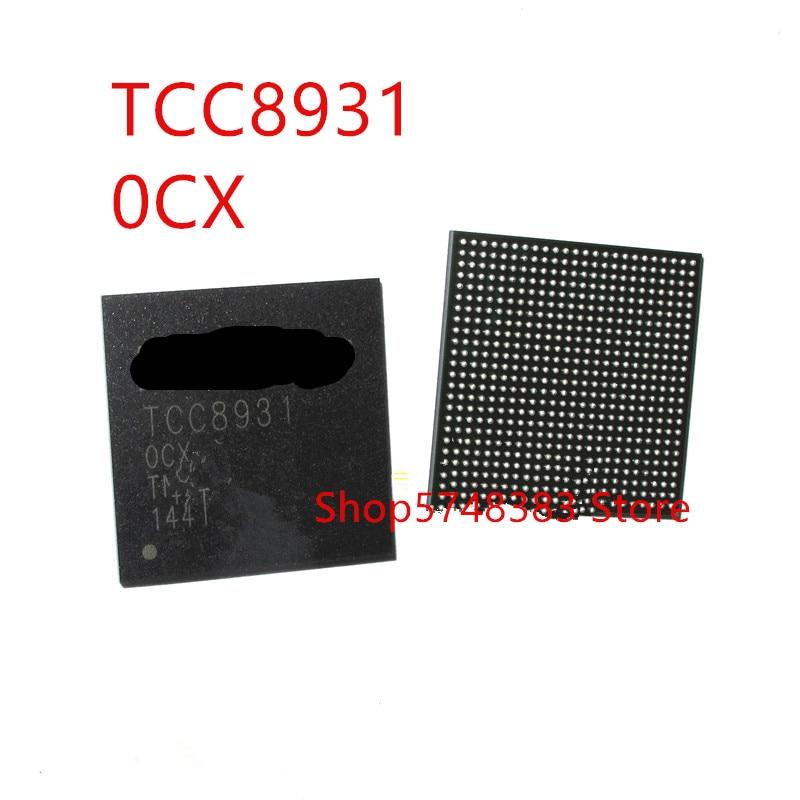 1 unids/lote nuevo original TCC8931 TCC89310CX-I OCX-I 0OX-I BGA