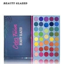 39 Color Eyeshadow Plate Pearlescent Matte Eye Shadows Fluorescent Rainbow Disk Highlight Eyeshadow Plate Mackup Cosmetics TSLM2
