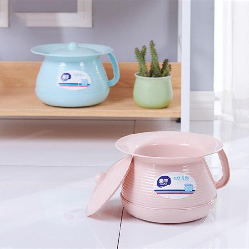 Convenient Toilet Training Portable Potty Baby Hygiene Toilet Urinal Boys Girls Pot Outdoor Car Travel Anti-leakage Potty