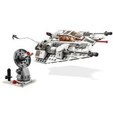 2020 333Pcs Star Wars The Empire Strikes Back Snowspeeder 20th Anniversary Edition 11429 Building Kit Model Kinderen Speelgoed