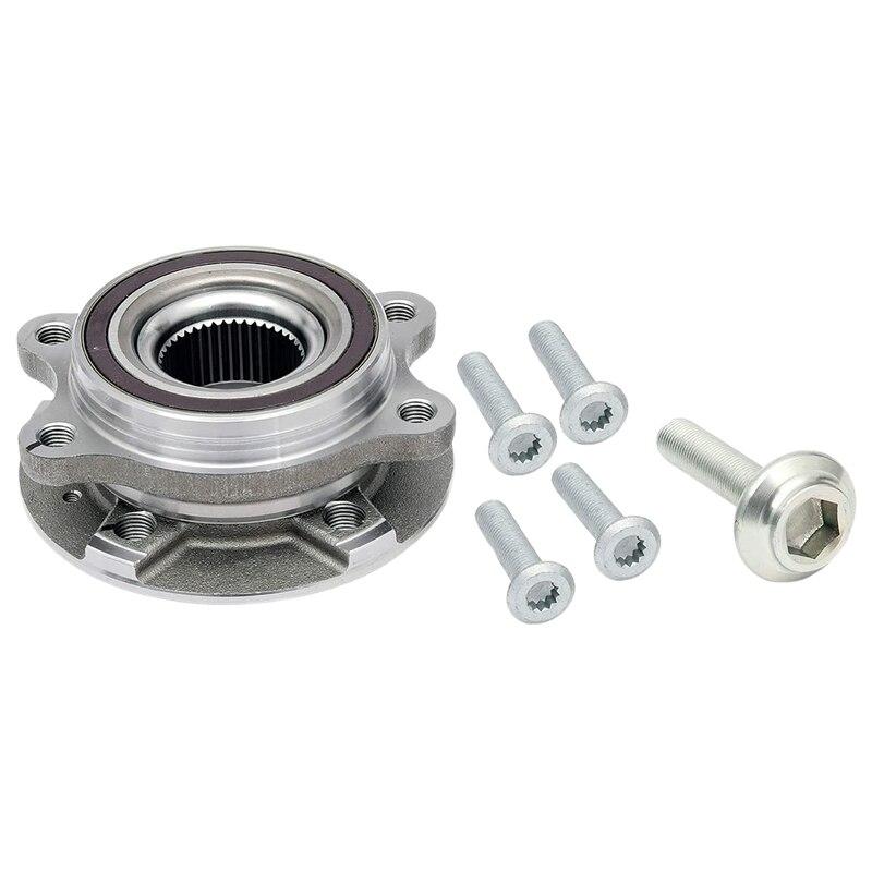 محور عجلات الجمعية السيارات أجزاء حامل العجلة الأمامية الجمعية ل A4 A5 A6 1A7 A8 Q5 Macan 4H0498625F