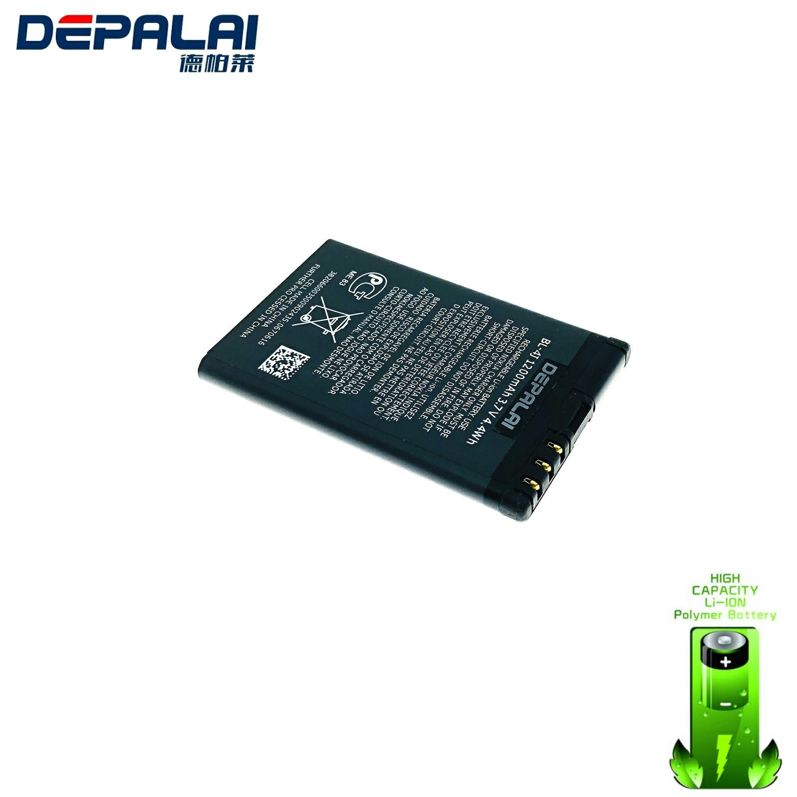bl 4j BL-4J Battery Mobile Phone Battery Batteries for Nokia C6 C6-00 Lumia 620 battery 1300mAh Mobi