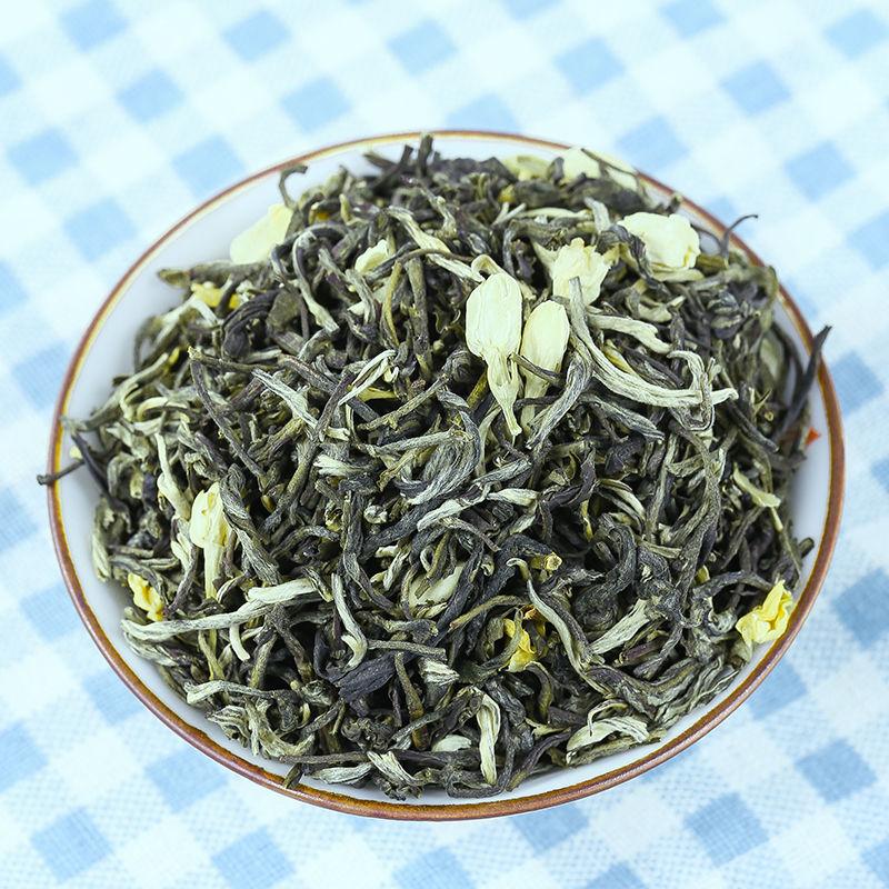 2021 New Tea Jasmine Tea Mountain Green Tea Bag Quality Good Tea