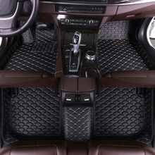 Suitable for Kia stonic foot pad Kia stonic leather car floor mat