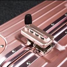 1PCS Multifunctional Universal Key For TSA002 007 Key Bag For Luggage Suitcase Customs TSA Lock Key