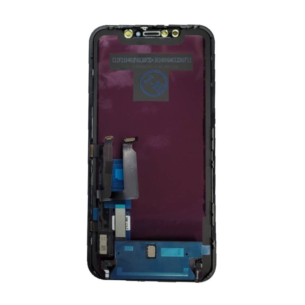 Incell for iPhone XR LCD Screen Display Pantalla For iPhone XR Digitizer OLED Assembly Replacement  For ZY LCD Display enlarge