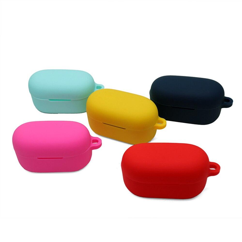 Estuche de almacenamiento de auriculares para AKG N400NC, funda de Auriculares inalámbricos con Bluetooth, funda protectora de silicona a prueba de golpes