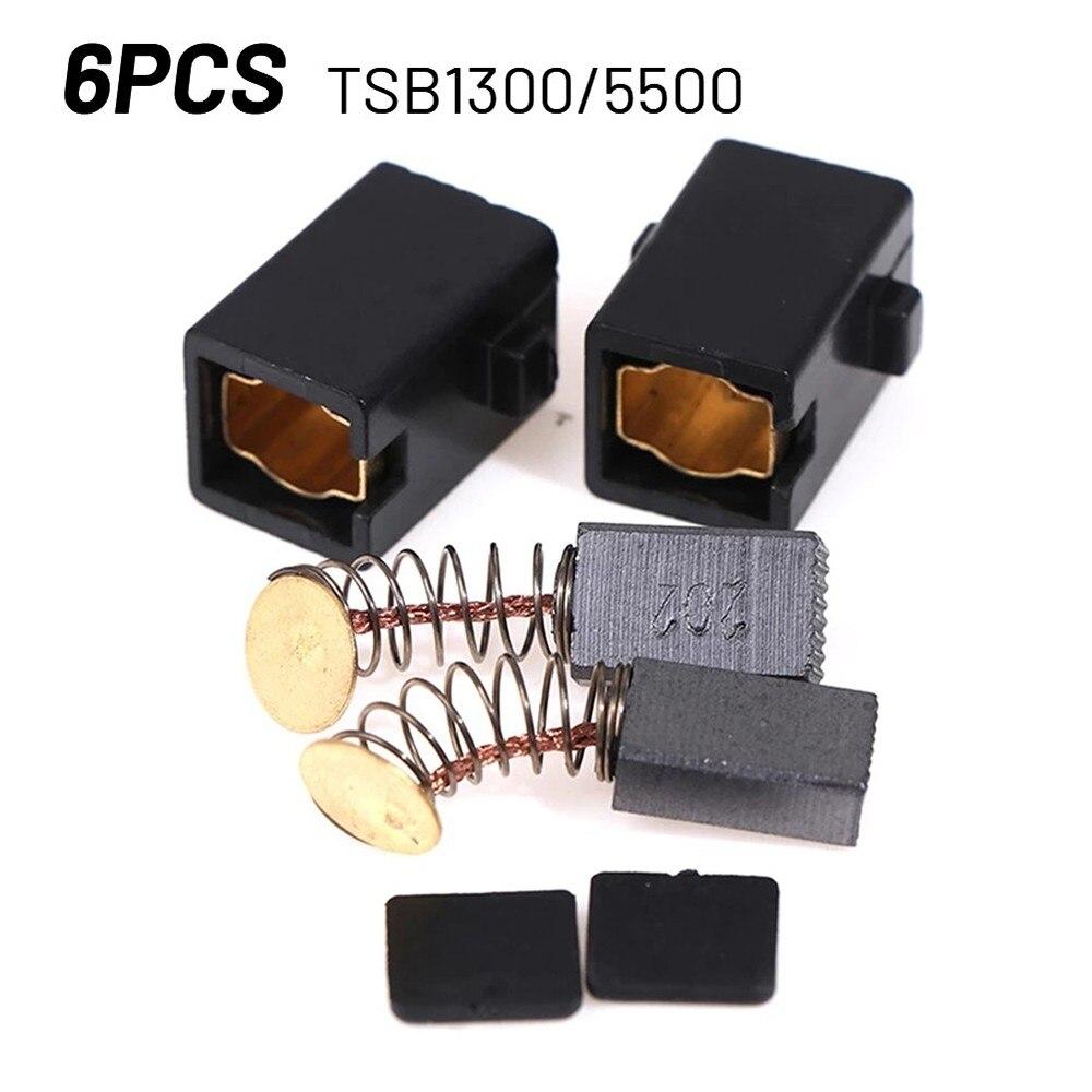 1 пара, Угольная щетка с держателем для дрели BOSCH TSB1300/5500
