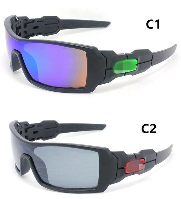 Outdoor Riding Sports Glasses Men and Women Outdoor Sunglasses Outdoor Riding Glasses Conjoined Sung