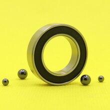 Roulement céramique hybride 17287   Supports de fond de bicyclette et roulements à billes 17287RS Si3N4, 17x28x7mm (1 PC)