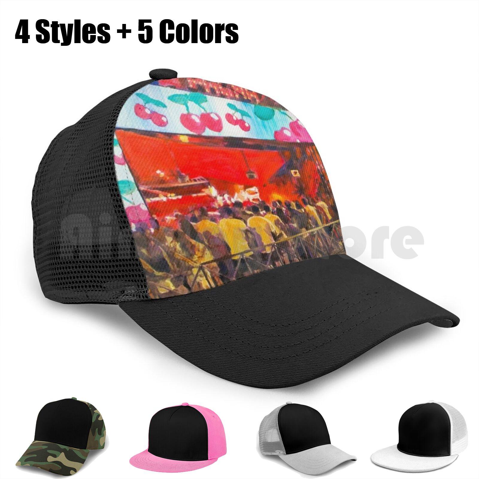 Gorra de béisbol ajustable para Club nocturno, gorro Snapback de Hip Hop, música, estilo de moda, vacaciones, Sexy