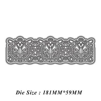 butterfly lace metal cutting dies 2021 new diy molds scrapbooking paper making die cuts crafts