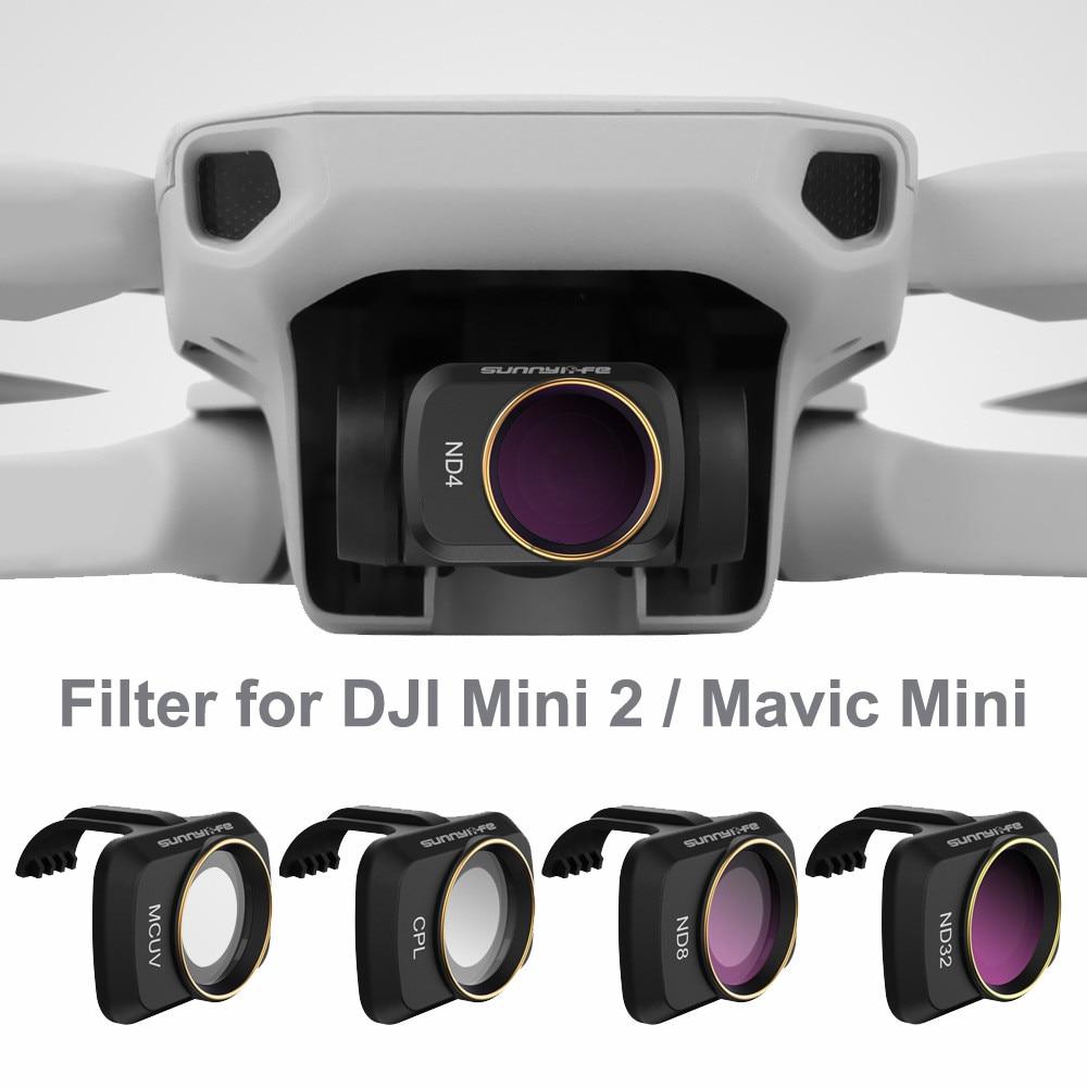 Mini 2 Drone Accessories US Details about  /Mini 2 UV ND Camera Lens Filter For DJI Mavic Mini
